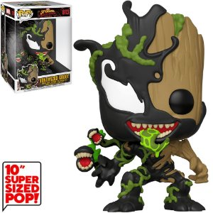 Funko Pop! Marvel: Maximum Venom - Venomized Groot 10T Inch 613