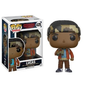 Funko Pop! Television: Stranger Things - Lucas Sinclair 425
