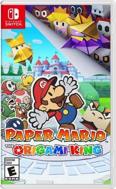 Switch Paper Mario: The Origami King