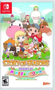 Switch Story of Seasons Friends of Mineral Town
