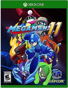 Xbox One Mega Man 11
