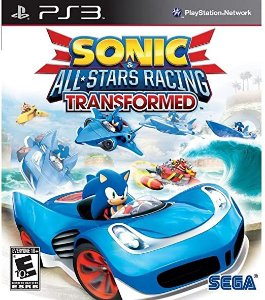 PS3 Sonic All-Stars Racing Transformed