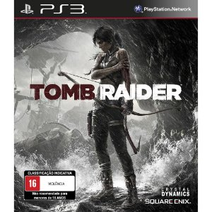 PS3 Tomb Raider (Greatest Hits)