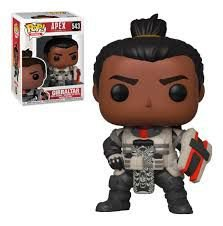 FUNKO POP APEX LEGENDS GIBRALTAR 543