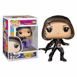FUNKO POP BIRDS OF PREY HUNTRESS 305