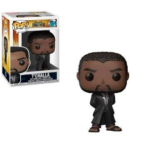 FUNKO POP BLACK PHANTER T'CHALLA 351