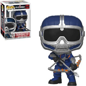 FUNKO POP BLACK WIDOW TASKMASTER 606