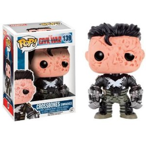 FUNKO POP CIVIL WAR CROSSBONES *EX* 139