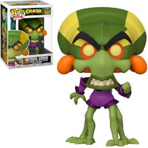 FUNKO POP CRASH BANDICOOT 3 NITROS OXIDE 534