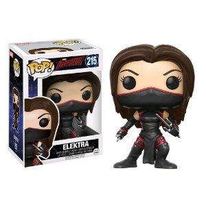 FUNKO POP DAREDEVIL ELEKTRA 215