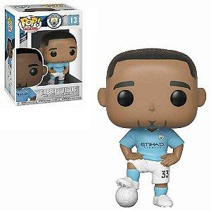 FUNKO POP FOOTBALL MANCHESTER GABRIEL JESUS 13