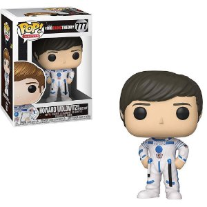 FUNKO POP BIG BANG THEORY 2 HOWARD WOLOWITZ SPACE SUIT 777
