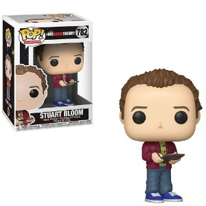 FUNKO POP BIG BANG THEORY 2 STUART BLOOM 782