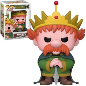 FUNKO POP DISENCHANTEMENT KING ZOG 594