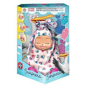 Bebê Surpresa 25 cm Sortida - Estrela