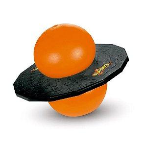 Pogobol preto e laranja - Estrela