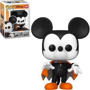 Funko Pop Disney Halloween Mickey Mouse 795