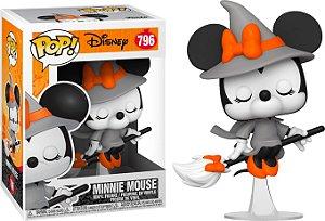 Funko Pop Disney Halloween Minnie Mouse 796