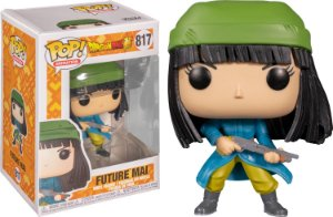 Funko Pop Dragon Ball Super Future Mai 817