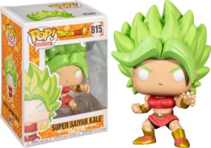 Funko Pop Dragon Ball Super Super Saiyan Kale 815