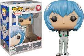 Funko Pop Evangelion Rei 745