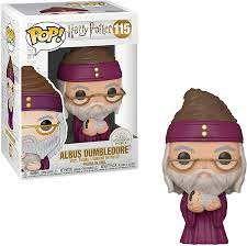 Funko Pop Harry Potter 6 Albus Dumbledore W/Baby Harry 115