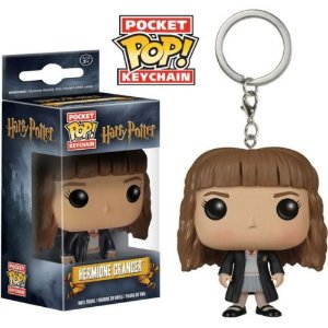 Chaveiro Funko Pop Keychain Harry Potter Hermione