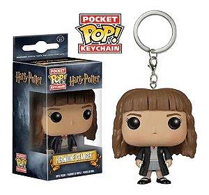 Chaveiro Funko Pop Keychain Harry Potter Yule Ball (Vestido Rosa) Hermione Granger