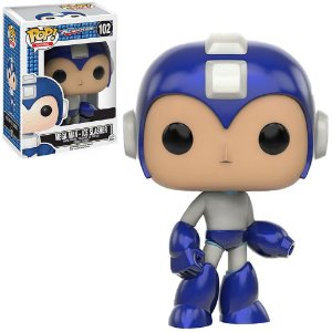 Funko Pop Megaman Mega Man Ice Slasher *EX* 102