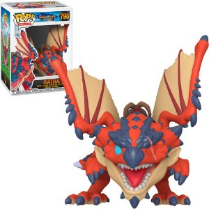 Funko Pop Monster Hunter 2 Ratha 798