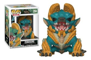 Funko Pop Monster Hunter Zinogre 294