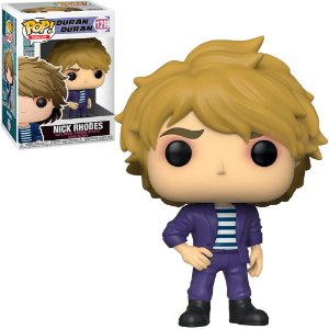 Funko Pop Rocks Duran Duran Nick Rhodes 129