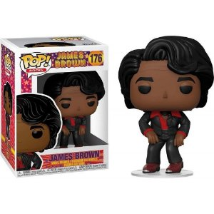 Funko Pop Rocks James Brown James Brown 176