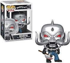 Funko Pop Rocks Motorhead Warpig 163
