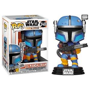 Funko Pop Star Wars Mandalorian Mandalorian 348