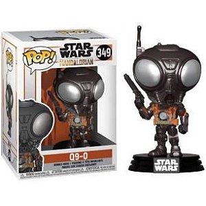 Funko Pop Star Wars Mandalorian Q9-O 349