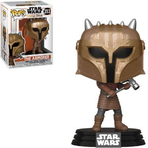 Funko Pop Star Wars Mandalorian The Armorer 353