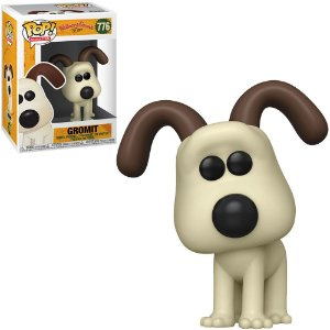 Funko Pop Wallace & Gromit Gromit 776