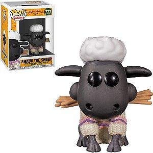 Funko Pop Wallace & Gromit Shaun The Sheep 777