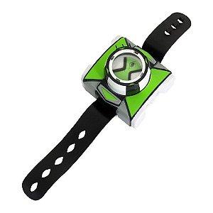 Relógio Omnitrix com Sons e Luzes Bem 10 New Basic Sunny