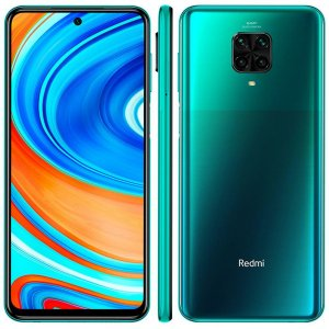 Xiaomi Redmi Note 9 Pro Dual 64GB Tropical Green