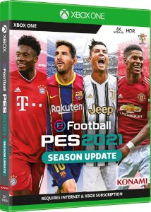 Xbox One Pro Evolution Soccer (PES) 2021