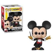 Funko Pop! Disney: Mickey 90th Years - Conductor Mickey 428