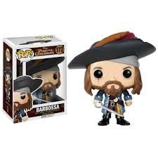 Funko Pop! Disney: Pirates of the Caribbean - Barbossa 173