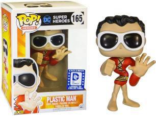 Funko Pop Heroes: DC Super Heroes - Plastic Man 165