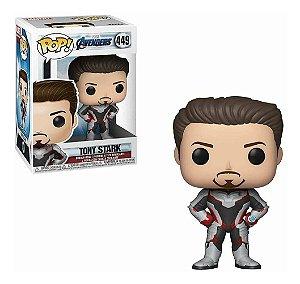 Funko Pop! Marvel: Avengers Endgame - Tony Stark 449
