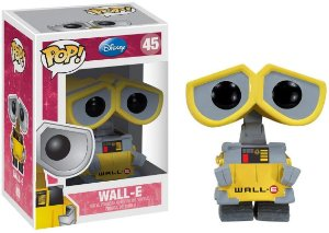 Funko Pop! Disney: Series 4 - Wall-e 45