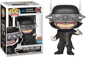 Funko Pop! Heroes: DC Super Heroes - Batman Who Laughs 256