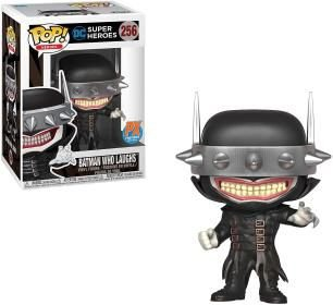 Funko Pop! Heroes: DC Super Heroes - Batman Who Laughs 256 Special Edition