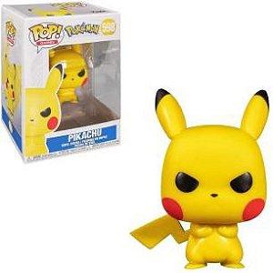 Funko Pop! Games: Pokemon - Grumpy Pikachu 598